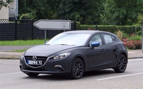 2019 Mazda3 Teaser Video Shows Hatchback Body Style, Looks