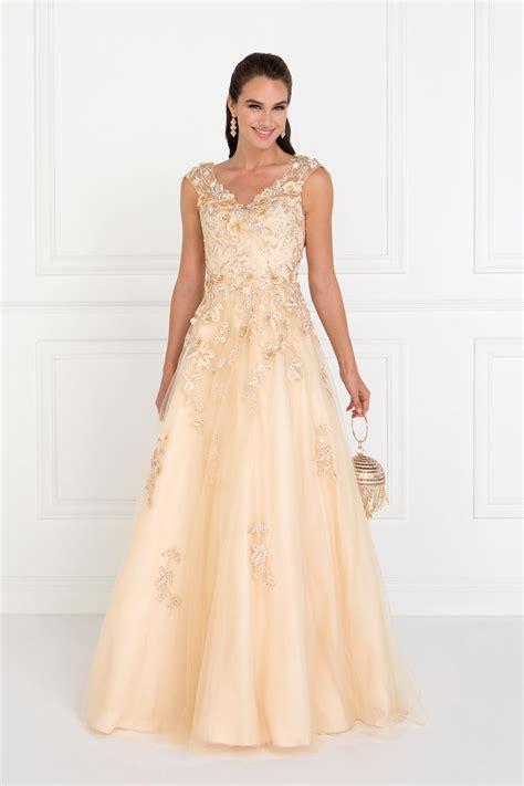 Sarasota Wedding Dresses Bridal Bgl1517champagne1o