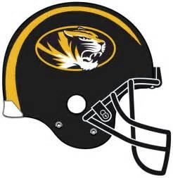 Missouri Tigers Football Helmet Logo
