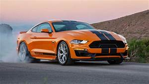 Shelby GT-S Ford Mustang is a supercharged pony car for rent