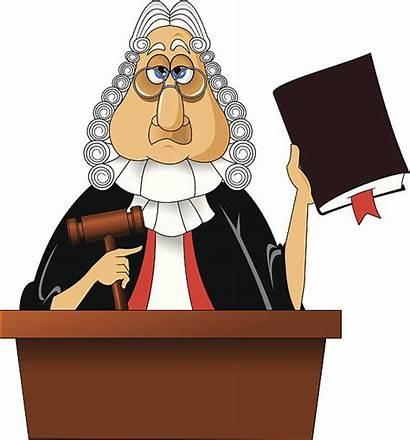 Judge Clip Vector Illustrations Cartoons Royalty