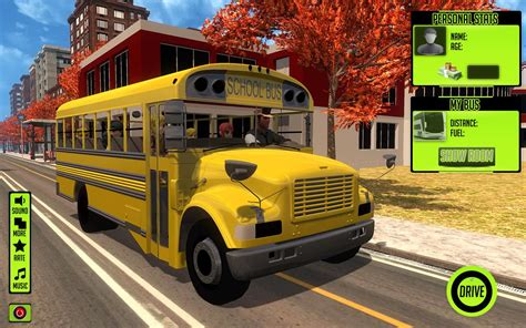 road school bus trip  android apps  google play
