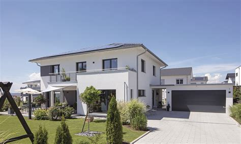Moderne Häuser Walmdach by Hausfinder Fertighaus Bauen Grundrisse Und Ideen