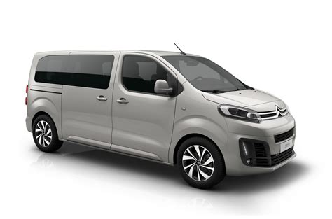 new citroen dispatch these are the new peugeot traveller citroen spacetourer