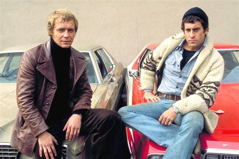 Starsky And Hutch Running - gunn working on starsky and hutch series for
