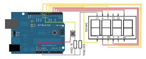 Learn How Use Segment Led Display Using Arduino