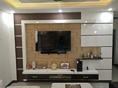 studio apartment divider tv unit images the best design ideas on lcd unit