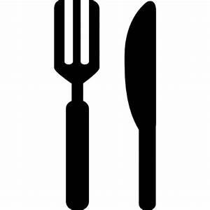 Messer Und Gabel : messer und gabel silhouette varianten download der kostenlosen icons ~ Orissabook.com Haus und Dekorationen