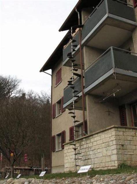 escalier ext 233 rieur