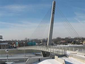 Civil Engineering Bridge Design Manual Bagley Street Pedestrian Bridge