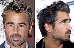 Coupe Homme Cheveux Gris : messieurs 5 minutes pour cacher vos cheveux blancs alexandre henry ~ Melissatoandfro.com Idées de Décoration