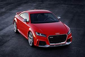 Audi Tt Rs 2018 : 2018 audi tt rs with 64 900 to woo bmw m2 and cayman s customers drivers magazine ~ Medecine-chirurgie-esthetiques.com Avis de Voitures