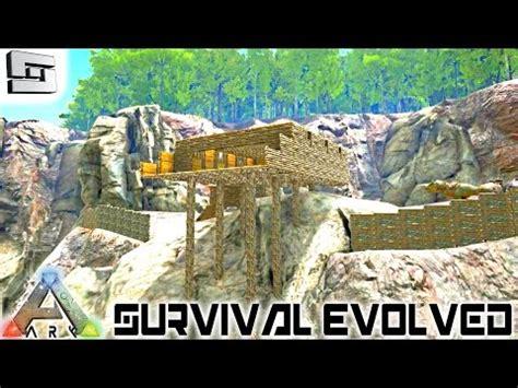 Ark Boat Irrigation by Lets Play Ark Survival Evolved 2 Wir Bauen Ein Haus