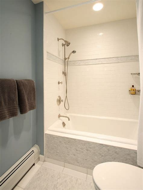 Drop In Tub Shower Combo by Best 25 Tub Shower Combo Ideas On Bathtub