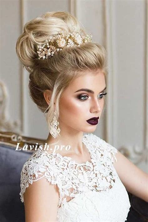 Hairstyles For Weddings by 30 Wedding Hairstyles For The Brides 2785865