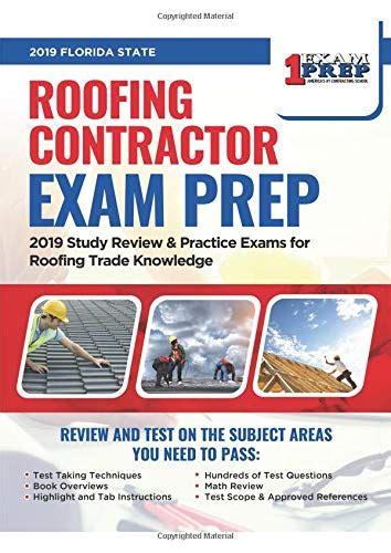 florida roofing contractor exam prep  study review