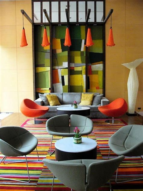 Colorful Interior Design by 24 Best Living Room Decor Images On Color