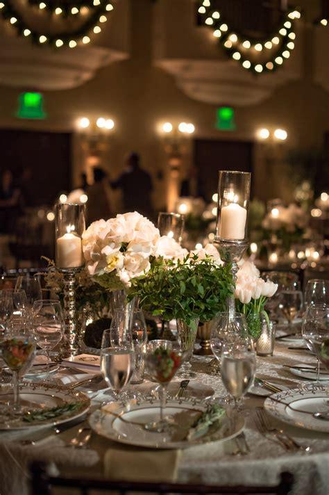 indoor dimly lit wedding ceremonies  receptions