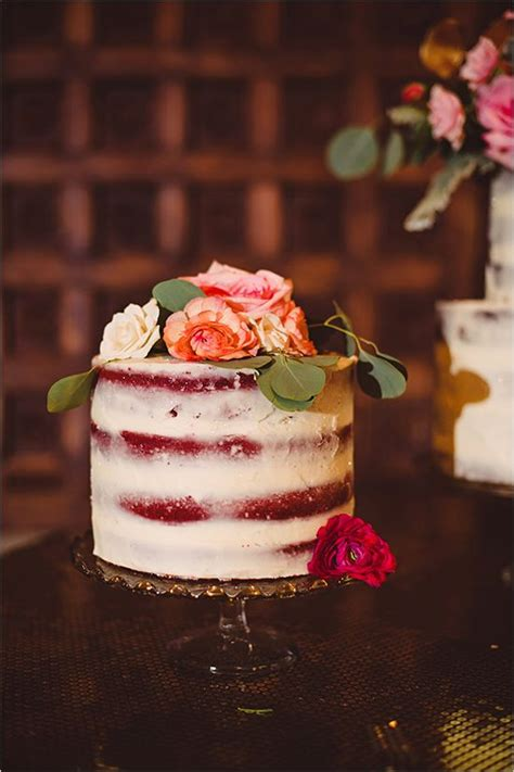 prettiest floral wedding cakes youve