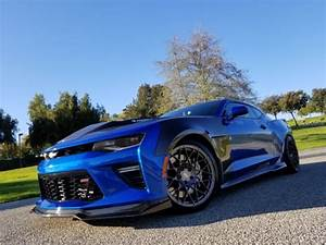 Used 2016 Chevy Camaro Ss  Sema Show Car  Low Mileage