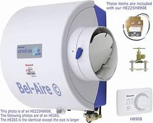 He225h8908 Honeywell Bypass Flow