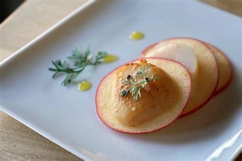 cuisiner une poularde pour noel millefeuille de jacques à la pomme recette