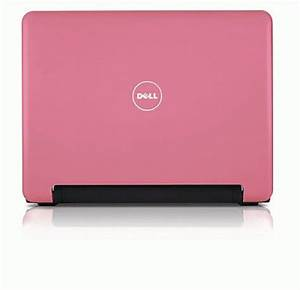 Pink Netbook Dell