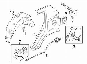 Kia Sportage Fuel Door Release Handle  Hatchback  Sedan  W