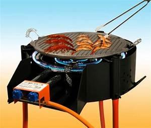Barbecue Gaz Et Charbon : barbecue gaz charbon et bois garcima 60cm ~ Dailycaller-alerts.com Idées de Décoration