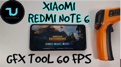 xiaomi redmi note  pro pubg mobile gfx tool  fpshd