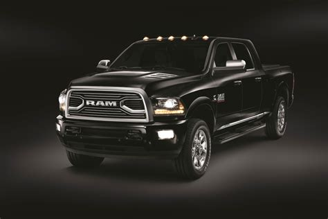 2018 Ram 2500 hd diesel megacab Tungsten limited   The