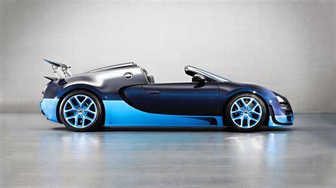 The roadster version of the veyron 16.4 super sport. Bugatti Veyron 16.4 - Grand Sport Vitesse