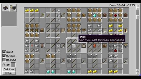 bureau minecraft minecraft 1 5 1 crafting guide mod cały crafting w