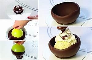 Faire Un Thé Glacé : comment faire un bol en chocolat la recette ~ Dode.kayakingforconservation.com Idées de Décoration