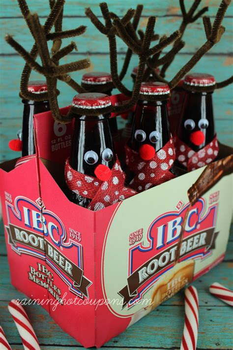 root beer reindeer gifts