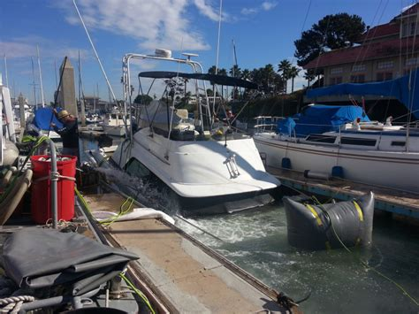 Do You Need Boat Insurance In California by Boat Towing And Salvage Towboat Us San Diego