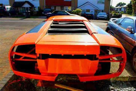 lamborghini murcielago extreme replica kit car project