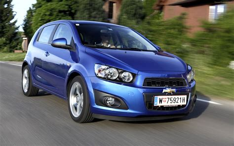 Chevrolet Aveo Hb5 2018 Widescreen Exotic Car Image 16 Of