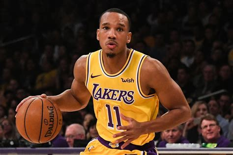 Los Angeles Lakers' Avery Bradley opting out of NBA restart
