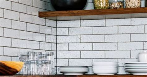 Distressed Subway Tile   Paso Home   Pinterest   Subway