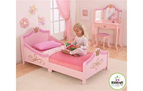 chambre princesse adulte lit fille princesse kidkraft 76139