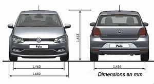 Dimension Polo 6 : quelle volkswagen polo choisir ~ Medecine-chirurgie-esthetiques.com Avis de Voitures