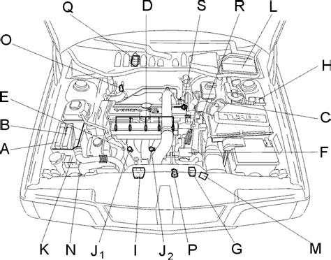 Volvo S70 T5 Engine Diagram by Volvo S70 Turbo Cooling Parts Diagram Downloaddescargar