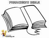 Bible Coloring Printable Preacher Jesus Faith Fight sketch template