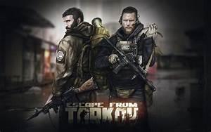 Escape From Tarkov Game Wallpaper - Wallpapersfans com