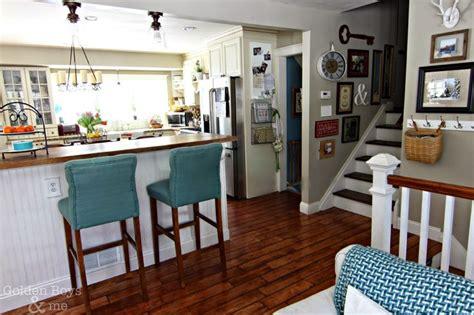 split level open floor plan kitchen kitchen split level home and open floor 9375