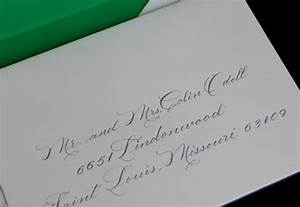 Proper etiquette for addressing wedding invitations for Proper etiquette of addressing wedding invitations