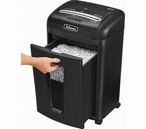 fellowes powershred 450ms micro cut paper shredder deals With fellowes document shredder