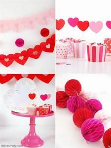 Une Fte Crative Pour La Saint Valentin Ftes Party