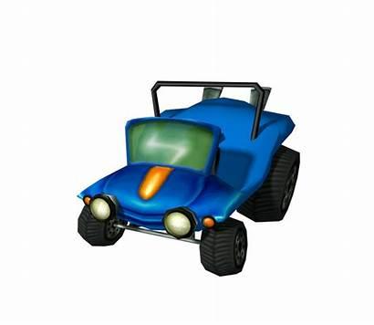Resource Models Cars Crash Bandicoot Wrath Cortex